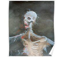 Al The Zombie Poster