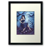 Garden of secrets Framed Print