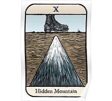The Hidden Mountain Poster