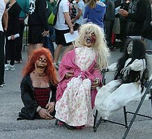 Survive Norfolk Zombies by Lesley Rosenberg