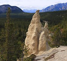 Hoodoos in Banff by zumi
