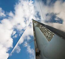 Behind The Sky by photosbyflood