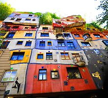 Hundertwasser by Tiffany-Rose