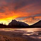 Lake Vermillion, Banff Canada by damienlee