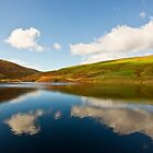 Upper Ogden Reservoir by taffspoon