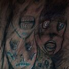 Abstract Sorrow's Grief by Christina Rodriguez