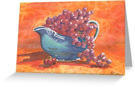 Three Little Cherries by Marsha Elliott