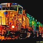 Magical Mystery Train by john403