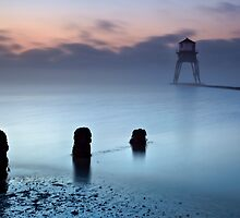 Dovercourt Mist by Philip Eaglesfield
