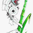 Bamboo Dragon by Sebastian Macioszek