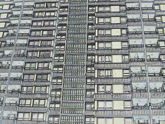 Hanover, Broomhall flats ,Sheffield 3 by sidfletcher