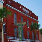 The Simpson Hotel, Mt.Dora- Color Version by Shane Jones