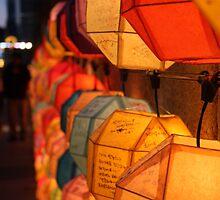 Seoul Lantern Festival  by prpltrtl8