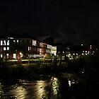 Night On The River by mojo1160