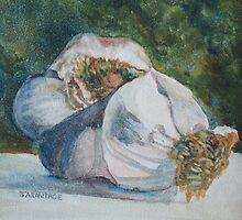 Little Garlic I by JennyArmitage