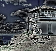 Little Guard Lookout Tower by OneRudeDawg