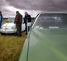 Fiat Bambino with Cadillac! by PyramidHill