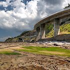 Sea Cliff Bridge #2 by Terry Everson