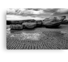 Rock Ledge Canvas Print