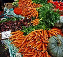Yummy Veggies for Your Tummy  by Chuck Gardner