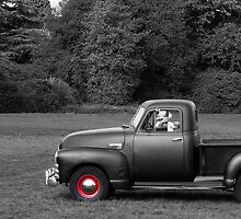 1949 Chevy 3100 Pickup Truck by Rees Adams