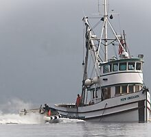 New Oregon Fishing VI by Bryan Peterson