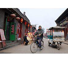 China - Ping Yao. Photographic Print