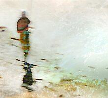 Fisherwoman by linaji