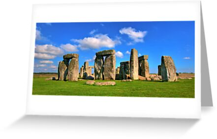StoneHenge by taffspoon