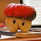Mario Mushroom by Danielle Maes