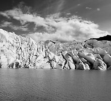Matanuska Glacier by Kyle  Kettler
