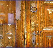 The Church Door by sstarlightss
