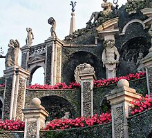 Isola Bella Gardens - The Triumph - detail by sstarlightss