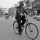 Vietnamese man by Lainey Brown