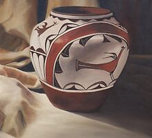 Hopi Indian Pottery by BarbaraBarber