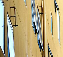 Window Side Profile with Sprinklers by PEEP