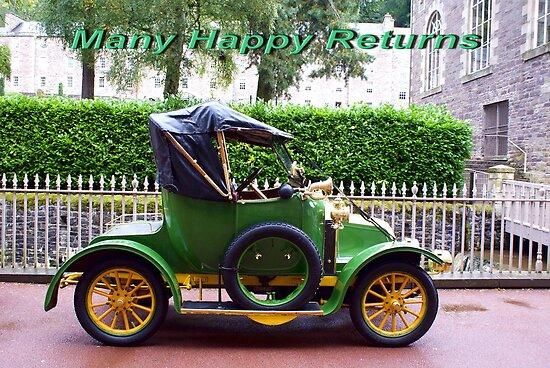 Many Happy Returns by Kristina K