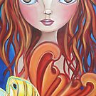 """Tropical Mermaid"" by Jaz Higgins"