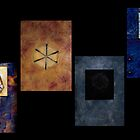 Abstract Conceptual Encaustic Constructs by Cara Schingeck