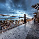 Staring At The Sea, After The Rain by servalpe