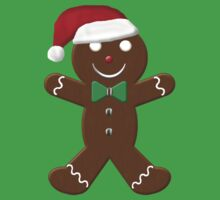 Gingerbread Man by Chere Lei
