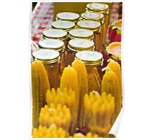 Canned Corn Poster
