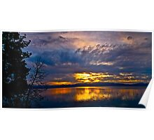 Lake Tahoe Sunrise Poster