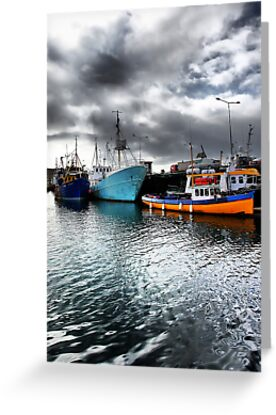 Dingle Harbour by Polly x