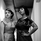Kira Von Kash and Ramona DeVille by n3tzer0
