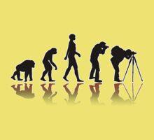 Reflexion Photographer Evolution Kids Clothes