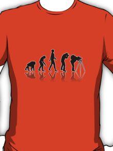 Reflexion Photographer Evolution T-Shirt