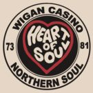 Northern Soul Wigan casino by Auslandesign