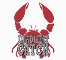 Deadliest Catch Crab by gleekgirl