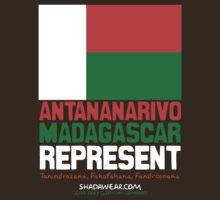 Madagascar represent by kaysha